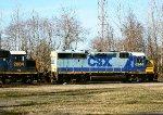 CSX 6244 on C964